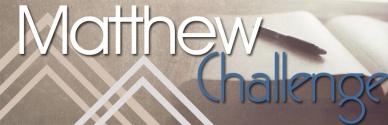 Matthew Challenge